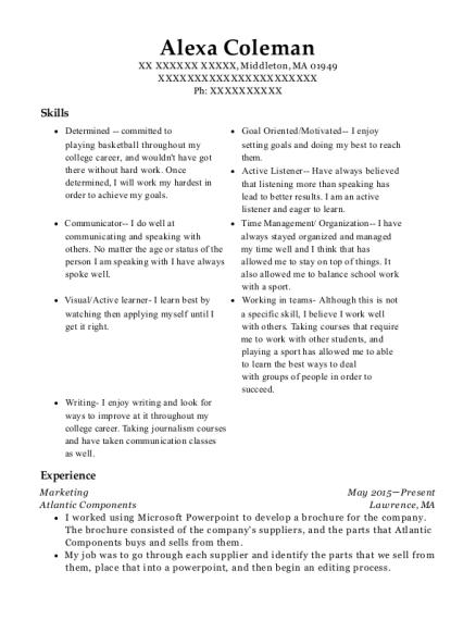 Best Basketball Player Resumes ResumeHelp - Basketball player resume