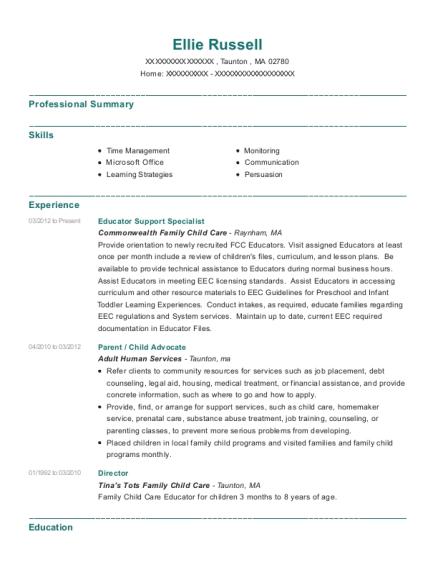 Best Child Advocate Resumes   ResumeHelp