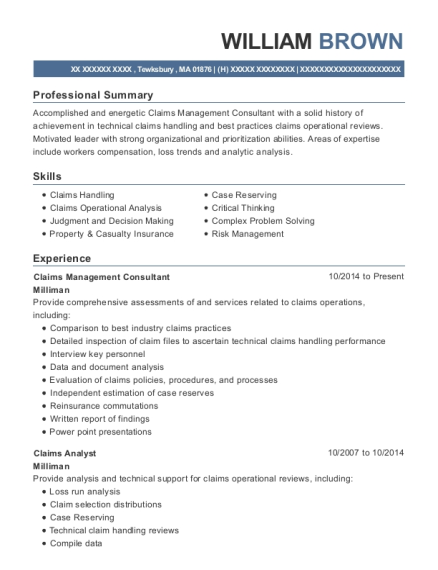 Best Actuarial Analyst Resumes | ResumeHelp