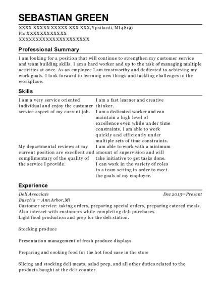 General Merchandise Associate , Cashier. Customize Resume · View Resume