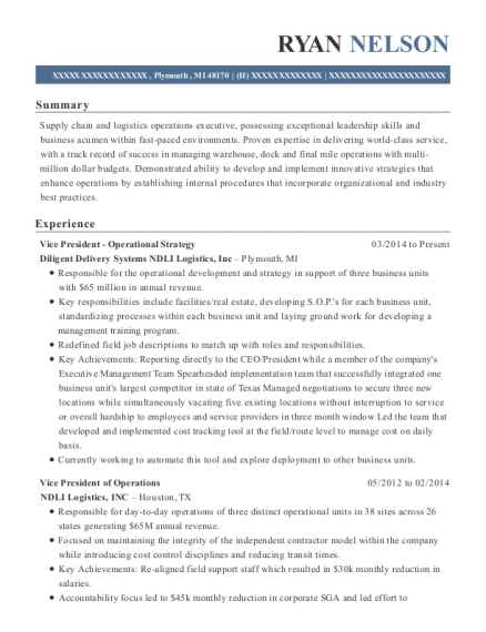 view resume - Product Owner Resume