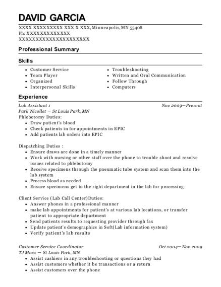 Best Customer Service Coordinator Resumes | ResumeHelp