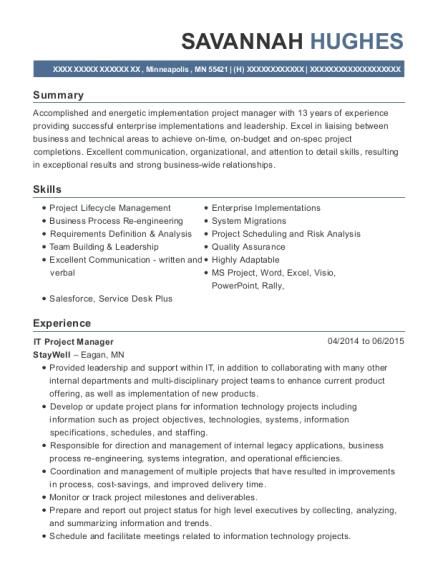 Best Senior Client Service Manager Resumes   ResumeHelp
