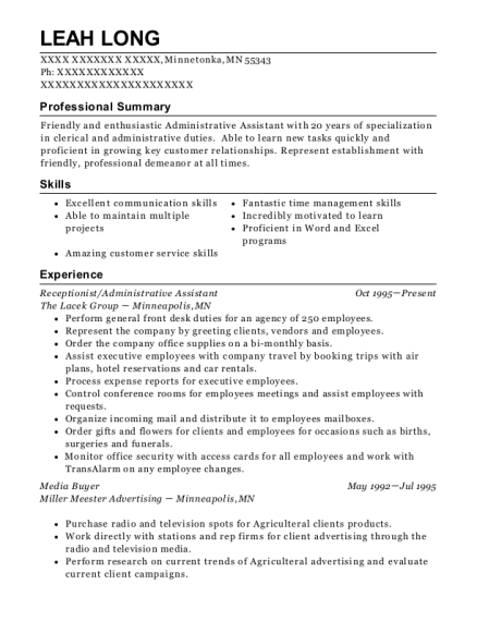 Best Media Buyer Resumes | ResumeHelp