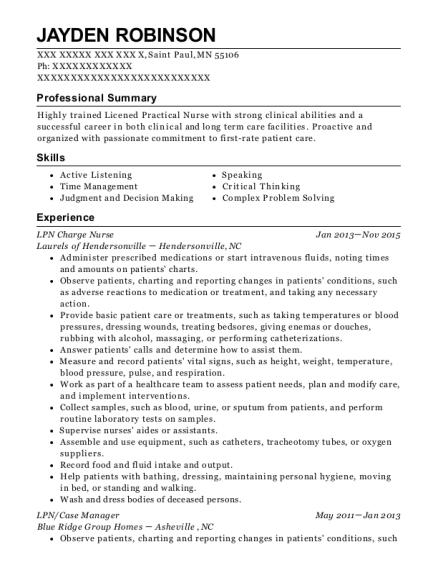 Best Lpn/ Interim Diabetes Clinic Manager Resumes | ResumeHelp