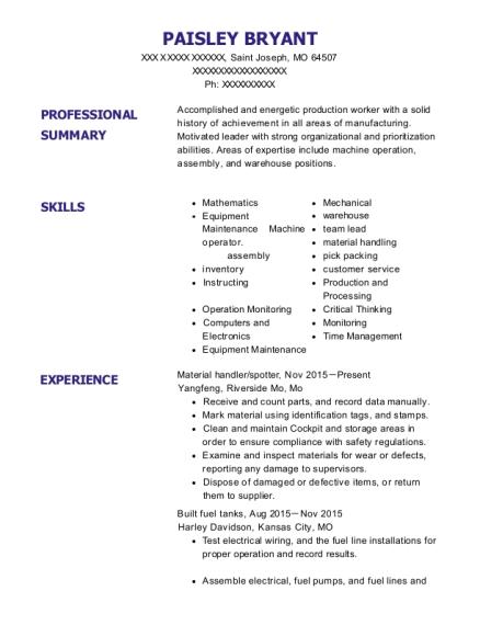 Best Short Term Temp Employment Resumes | ResumeHelp