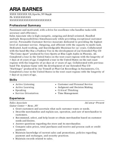 Denver resume help