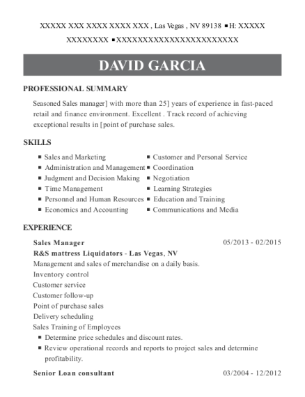 Strategy 2: Create a Page for Each Section of Your Resume