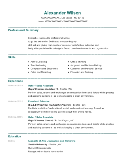 Best Preschool Educator Resumes