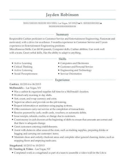 stagehand resume examples april onthemarch co