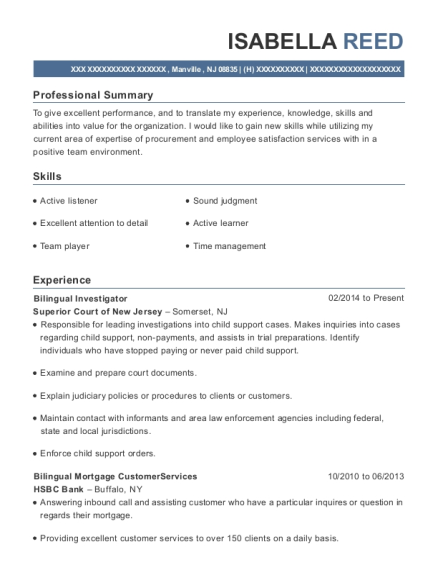 Best Financial Management Technician Resumes | ResumeHelp
