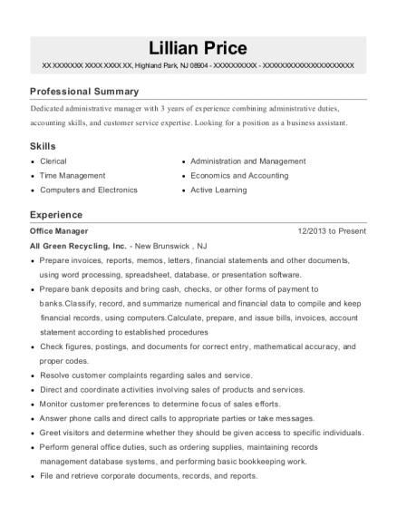 Best Welcome Center Staff Resumes | ResumeHelp