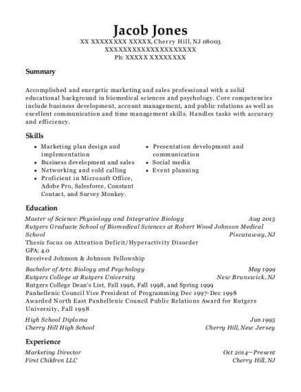 best clinical research associate resumes resumehelp