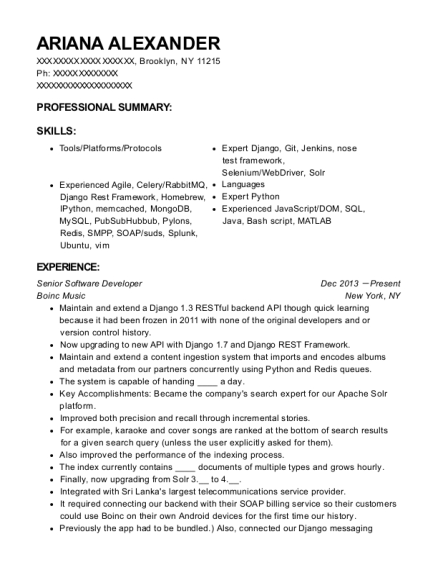 Best Automation Engineer And Tech Lead Resumes | ResumeHelp
