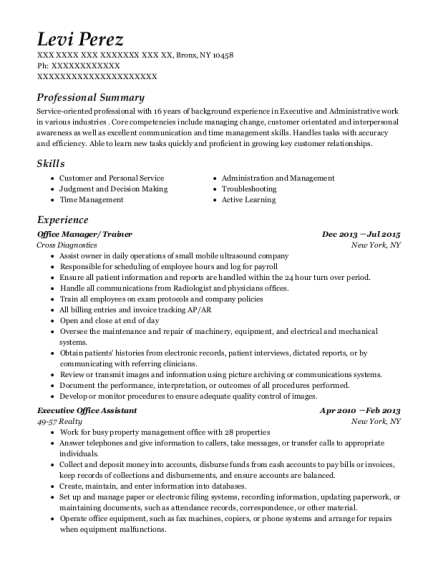 view resume - Guest Service Agent Resume