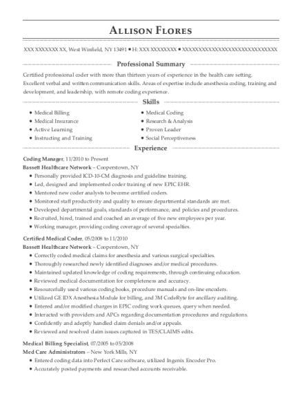 Unusual Coding Manager Resume Ideas - Resume Ideas - bayaar.info