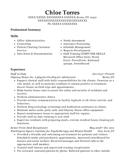 view resume - Computer Skills On Resume