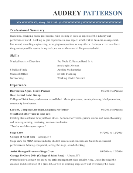 View Resume. Distribution Agent