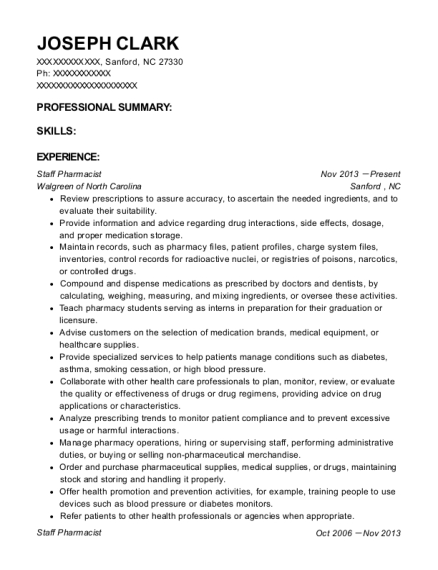 People Also Search For. Customize Resume  Pharmacy Manager Resume