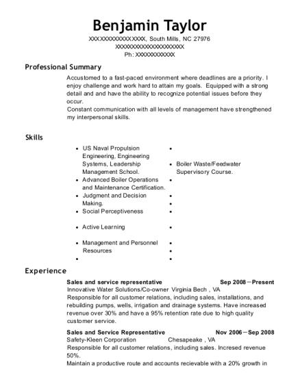 Best Boiler Technician Resumes | ResumeHelp