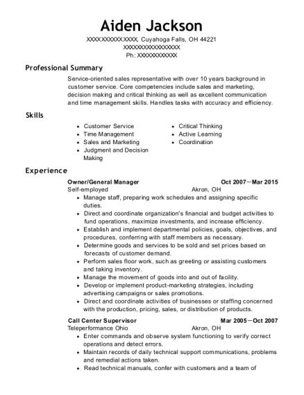Best Call Center Supervisor Resumes | ResumeHelp
