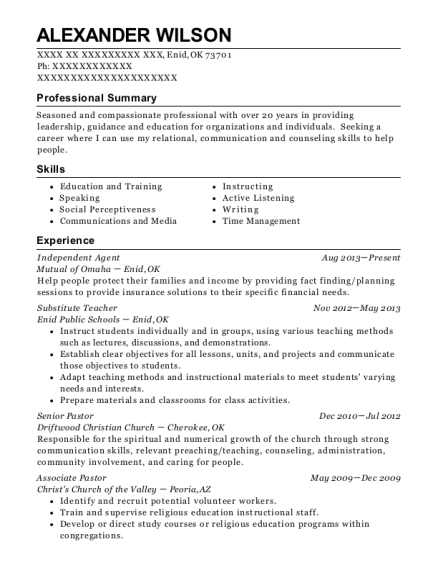Best Professional Baseball Player Resumes | ResumeHelp