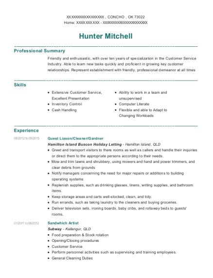 checkout operator resume