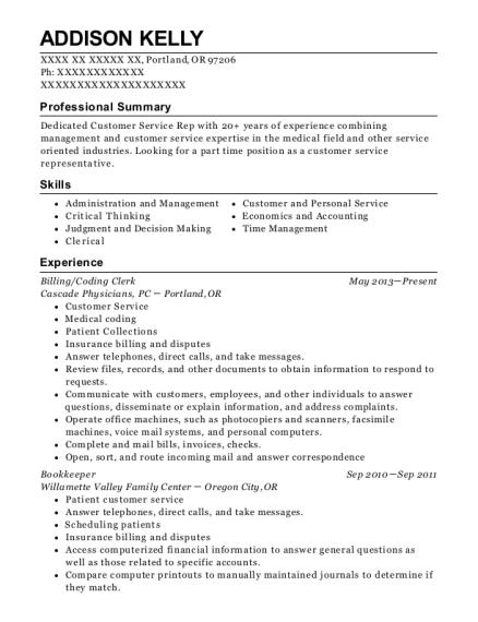 merchandising operation manager resume