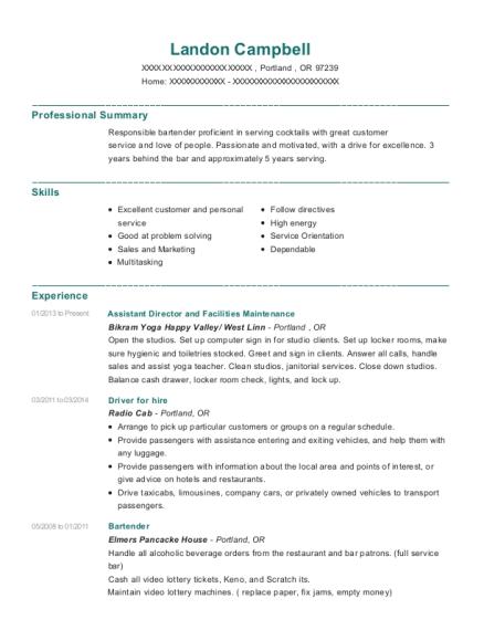 Best Driver For Hire Resumes | ResumeHelp