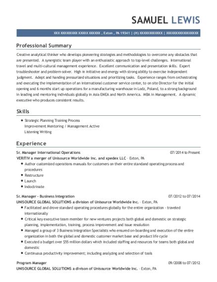 Best Contract Manager Resumes | ResumeHelp