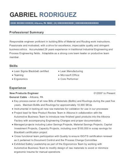 best senior industrial engineer resumes resumehelp