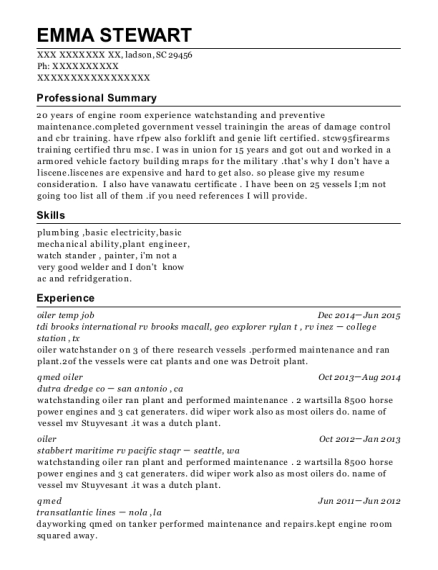 temp job on resumes