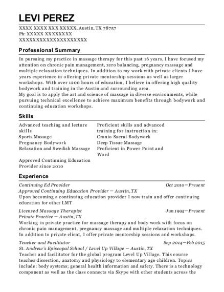 Approved Continuing Education Provider Continuing Ed Provider Resume ...