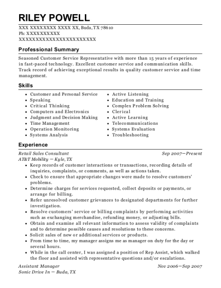 computer systems analyst resumes