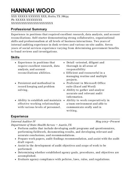 Best Accounting Technician Ii Resumes | ResumeHelp