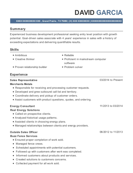 Best Energy Consultant Resumes | ResumeHelp
