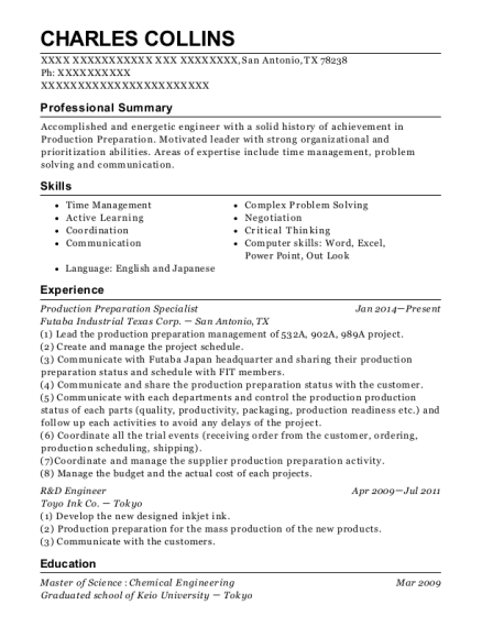 Best R&d Engineer Resumes | ResumeHelp