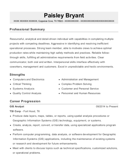 gis resume resume sample resume for ged teacher 8 sample resume