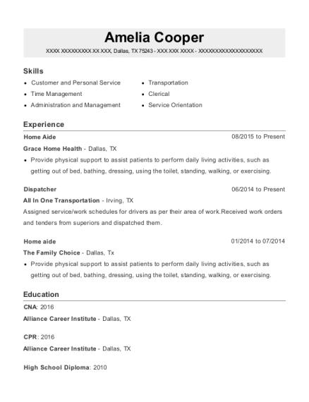 best dispatcher resumes in dallas texas resumehelp