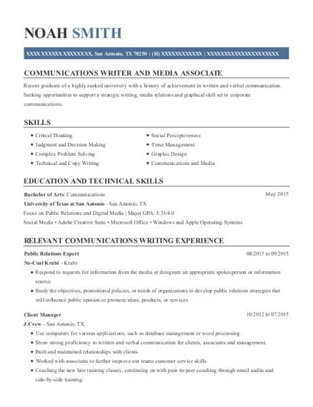 Best Newsletter Editor Resumes | ResumeHelp