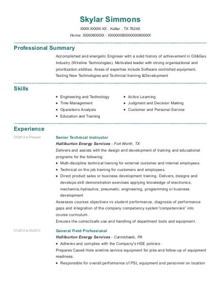Best Telecommunication Field Engineer Resumes | ResumeHelp