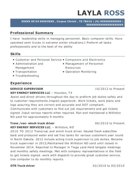 Best Trans Resumes | ResumeHelp