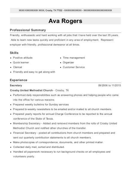 Best Vehicle Title Clerk Resumes | ResumeHelp