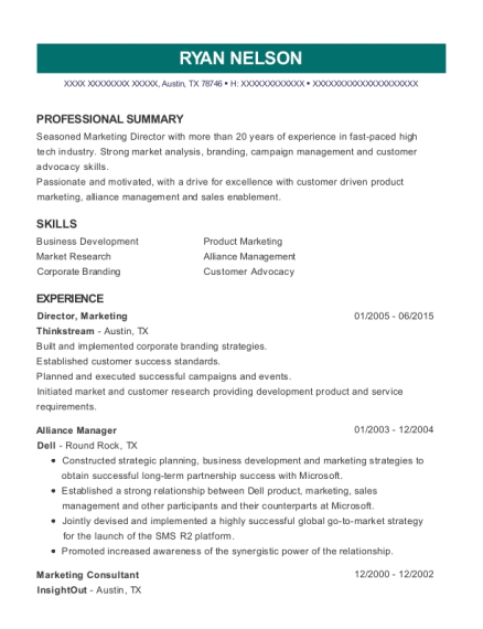 Beautiful Alliance Manager Resume Gallery - Best Resume Examples and ...