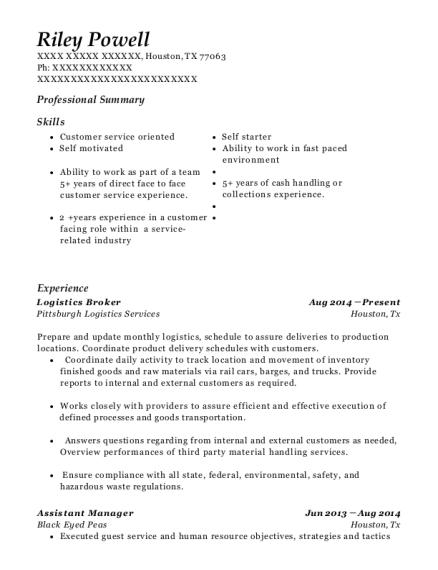 Best Server Professional Resumes   ResumeHelp