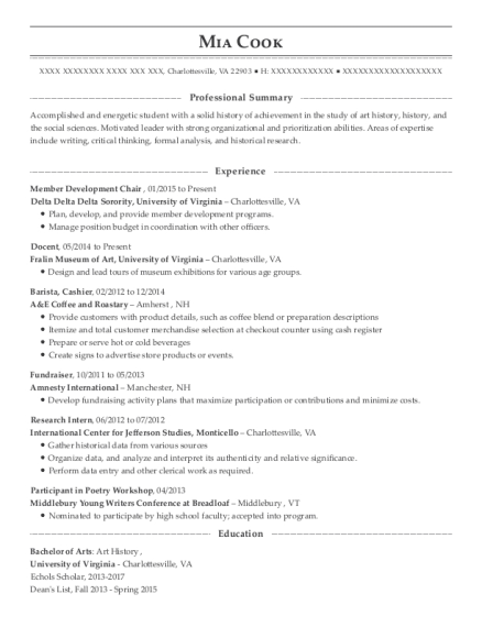 california heritage museum docent resume sample bell gardens