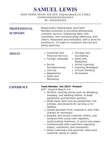 Best Labor Work Resumes | ResumeHelp