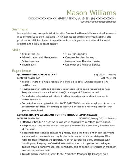 Hire resume help
