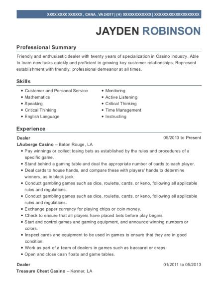 resume dox