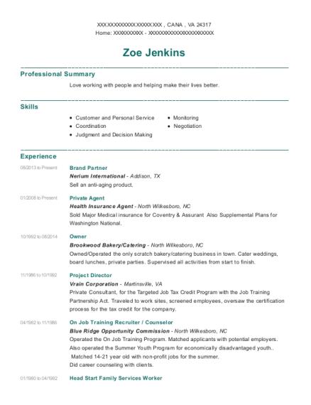 Zoe Jenkins